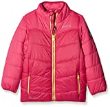 Regatta Water Repellent Icebound III Kids' Outdoor Down Jacket available in PersRed/Duch - Size 9-10