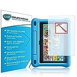 Slabo Premium Panzerglasfolie für Amazon Fire HD 8 Kids Edition-Tablet (2020) Panzerfolie Schutzfolie Echtglas Folie Tempered Glass KLAR 9H Hartglas