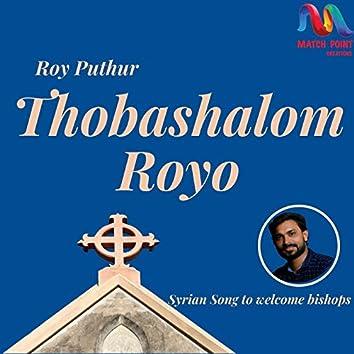 Thobashalom Royo - Single