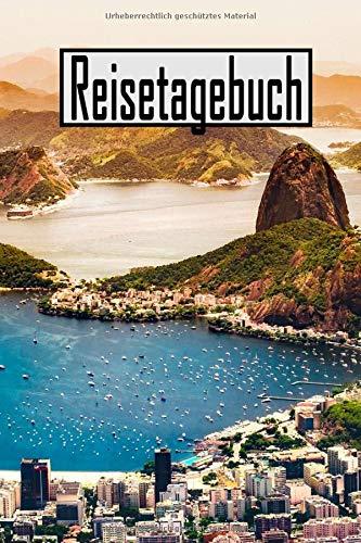 Reisetagebuch: Reisetagebuch zum Ausfüllen und Ankreuzen für eine Rundreise durch Brasilien / Über 100 Seiten für bis zu 45 Urlaubstage/ Notizbuch, ... die Ferien in Skandinavien / inkl. Packliste