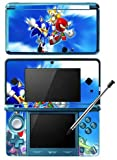 Sonic Game Skin for Nintendo 3DS Console