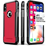 SaharaCase iPhone X and XS Case, Classic Series Protective