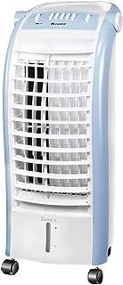 Aire acondicionado Ventilador del hogar Individual frío Aire frío refrigerador de Aire frío Ventilador de Agua refrigeración