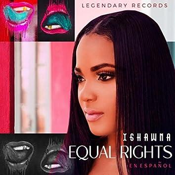 Equal Rights (En Espanol) - Single