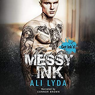 Messy Ink cover art