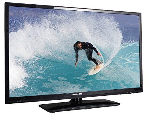 "MEDION LIFE P12237 (MD 30896) 80cm (31,5"" Zoll) LED-Backlight-TV (Kombituner DVB-T DVB-C, DVD-Player, CI+, Media-Player, EEK: A) schwarz"