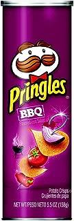 Pringles BBQ Potato Crisps, 5.5 Ounce -- 14 per case.