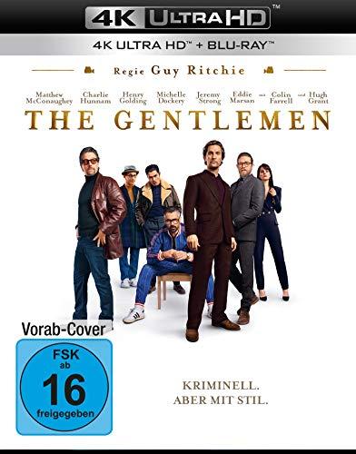 The Gentlemen  (4K Ultra HD) (+ Blu-ray 2D)