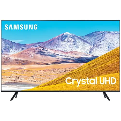 Samsung 109 cm (43 inches) 4K Ultra HD Smart LED TV