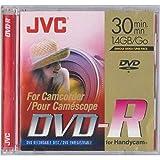 JVC 3-Pack Mini DVD-R Camcorder Disc for Handycam