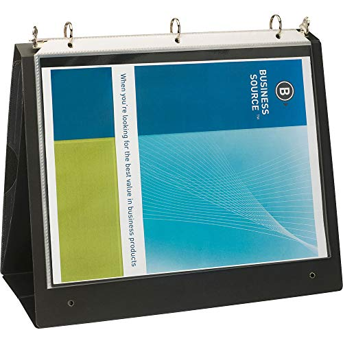 "Business Source 1"" Presentation Binder"