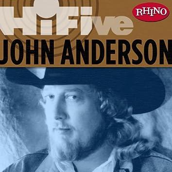 Rhino Hi-Five: John Anderson