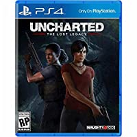Uncharted The Lost Legacy PlayStation 4 未知の失われた遺産 プレイステーション4北米英語版 [並行輸入品]