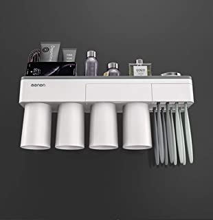 Caja de viaje para cepillo de dientes el/éctrico port/átil 1 unidad Wuweiwei12 azul