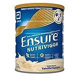 *Ensure *Nutrivigor - Complement Alimentós per a Adults, amb *HMB, Proteïnes, Vitamines i Minerals, com el Calci - Sabor Vainilla - 850 g