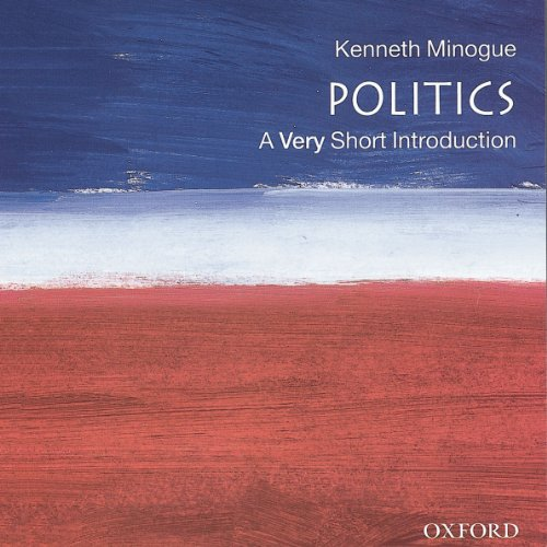Politics: A Very Short Introduction audiobook cover art