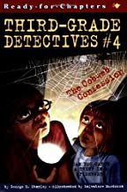 The Cobweb Confession (4) (Third-Grade Detectives)