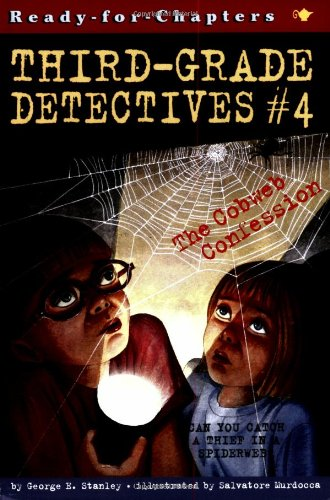 The Cobweb Confession (Ready-For-Chapters: Third-Grade Detectives #4)の詳細を見る