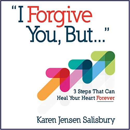 I Forgive You, But... audiobook cover art