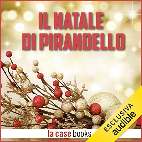 Il Natale di Pirandello copertina