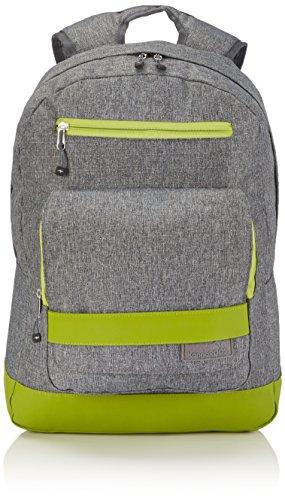 KangaROOS VANTAA backpack B0261 Damen Rucksackhandtaschen 32x45x12 cm (B x H x T), Grün (moss 836 836)