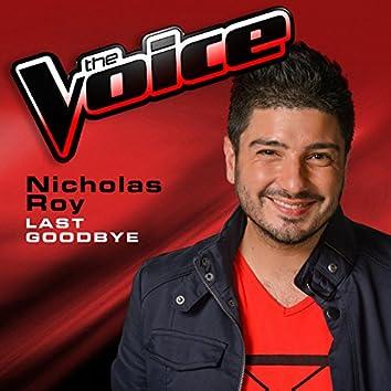 Last Goodbye (The Voice 2013 Performance)