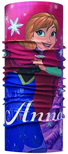 Buff Frozen Original Anna Mardi Grape, Scaldacollo Unisex Bambini, Rosa/Multi, Taglia Unica