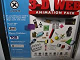 3-D Web Animation Pack