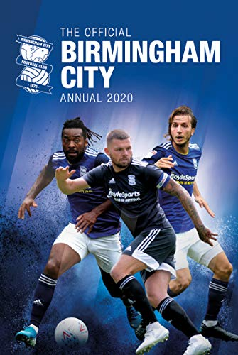 The Official Birmingham City Annual 2020