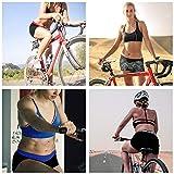 Zoom IMG-1 nicewin pantaloncini ciclismo donna 3d