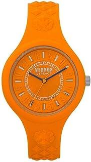 Versus Versace - Versus Fire Island - Reloj deportivo para mujer, código VSPOQ2518
