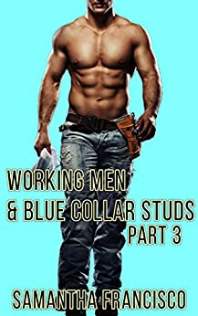 Blue Collar Studs & Working Men, Part 3: Plowed By The Plumber's Pipe by [Samantha Francisco]