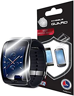 For Samsung Galaxy Gear S SCREEN (2 Units) Invisible Phone Protector by IPG®