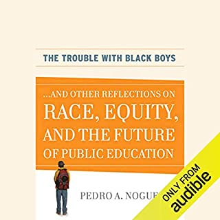 The Trouble with Black Boys audiobook cover art