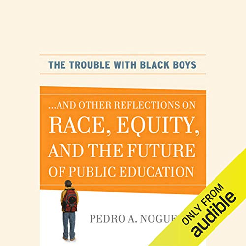 The Trouble with Black Boys copertina
