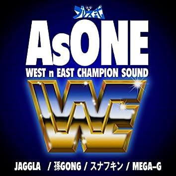 AsONE -WEST n EAST CHAMPION SOUND-