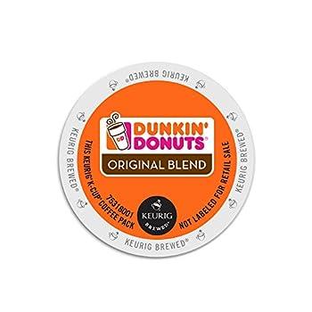 Dunkin  Donuts Original Blend Coffee K-Cups