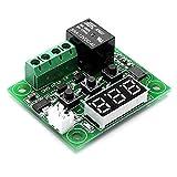 Suzanne Kits de Sensor de Distancia Controller Heat Interruptor de Control de Temperatura del módulo W1209 Digital DC12V Temperatura