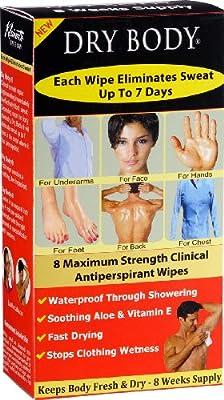 Kleinerts Dry Body Antiperspirant