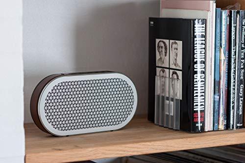 Altavoz Bluetooth Katch, Hoja DE UVA