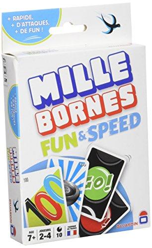 Dujardin Jeux - Mille Bornes Fun & Speed