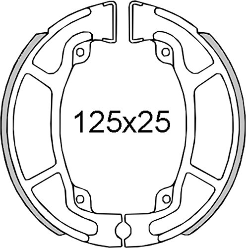 RMS mordaza de freno traseros Honda SH 125–150cc (frenos a Tambor y mordazas)/