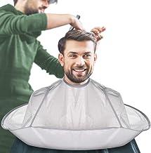 Hair Cutting Cape Umbrella, Ms.Dear Hairdressing Cloak Beard Shaving Waterproof Hairdressing Kit Haircut Accessories for A...