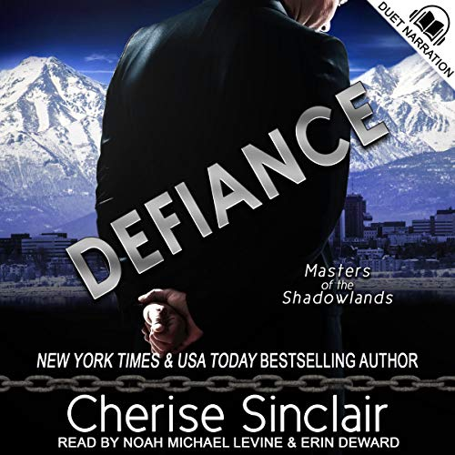 Defiance  By  cover art