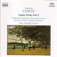 Napoleon Coste: Guitar Works - Volume 5 (2001-01-16)