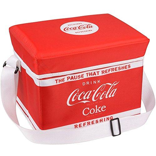 Le Studio Coca-Cola Kühltasche, Rot