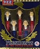 Presidents of the USA PEZ Candy Dispensers: Volume 1 - 1789-1825