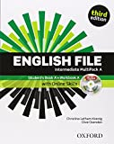 English File Third Edition Intermediate Multipack A with Online Skills: The best way to get your students talking - Clive Oxenden