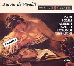 Autour de Vivaldi Around Vivaldi