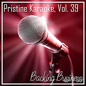 Pristine Karaoke, Vol. 39
